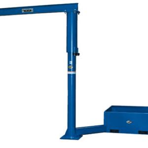 Portable Offset Jib Cranes