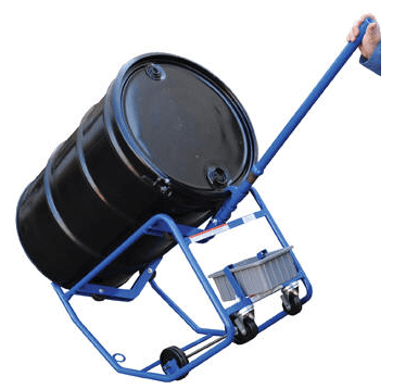 Revolving Drum Cart
