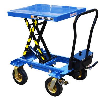 Rough Terrain Elevating Carts
