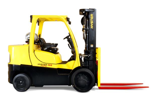 S135-155FT Cushion Tire Lift Truck