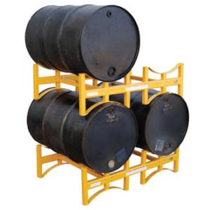 Stackable Drum Racks