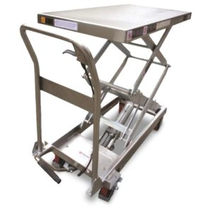 Portable Scissor Table