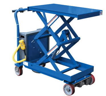 Traction Drive Electric Hydraulic Elevating Carts