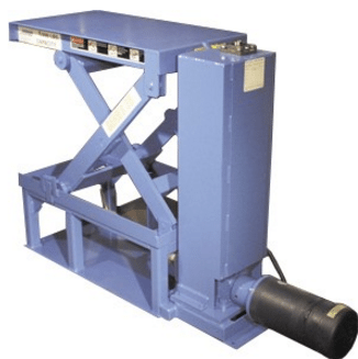 Vertical Ball Screw Actuated Lift