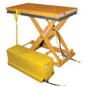 Work Station Electric Hydraulic Scissor Tables