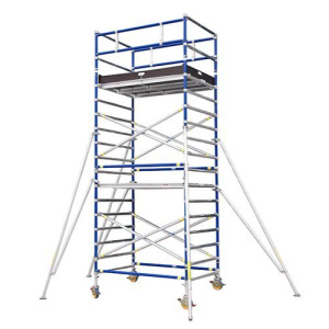 300 Aluminum Rolling Customized Double Scaffolding System