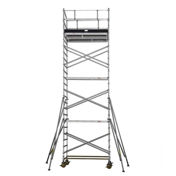 300 Aluminum Rolling Double Scaffolding System