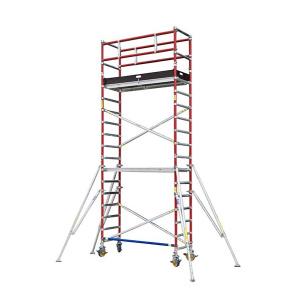 Custom Aluminum Scaffolding Tower