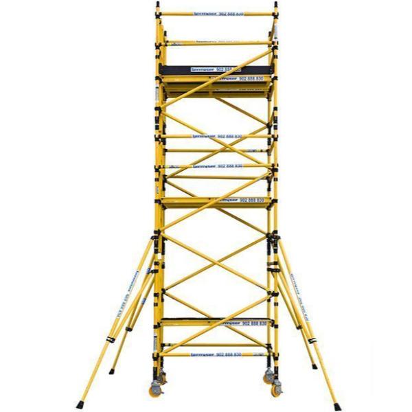 Z0044 Rolling Scaffold Tower