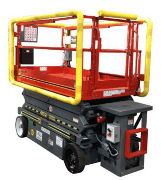 2046EX Explosion Proof Scissor Lift
