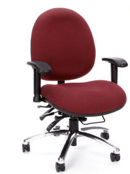 24-Hour Big & Tall Computer Task Chair