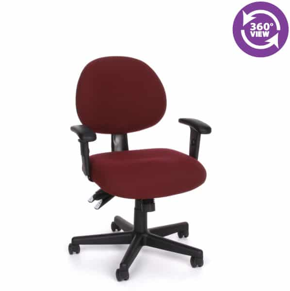 24-Hour Task Chair with Arms