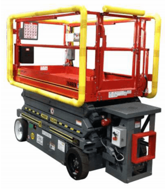 2646EX Explosion Proof Scissor Lift