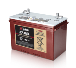 27-GEL 12V Deep Cycle Gel Battery
