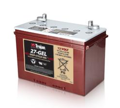 27-GEL 12V Deep Cycle Gel Battery