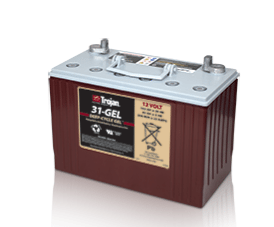 31-GEL 12V Deep Cycle Gel Battery