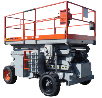 3188EX Explosion Proof Scissor Lift