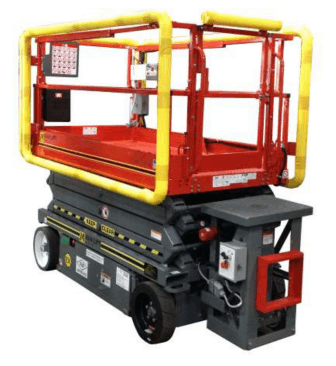 3246EX Explosion Proof Scissor Lift