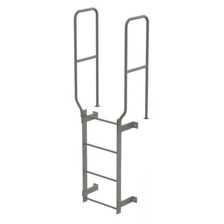 3Ft Steel Fixed Ladder – WLFS0204