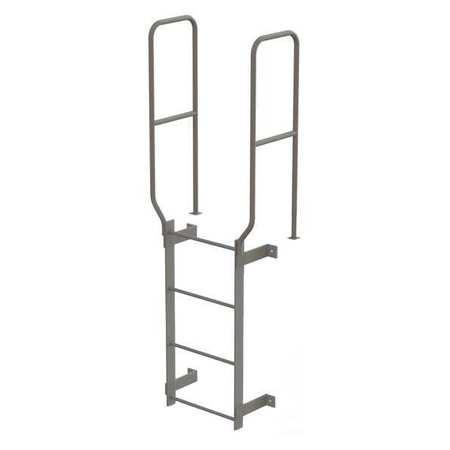 3Ft Steel Fixed Ladder – WLFS0204
