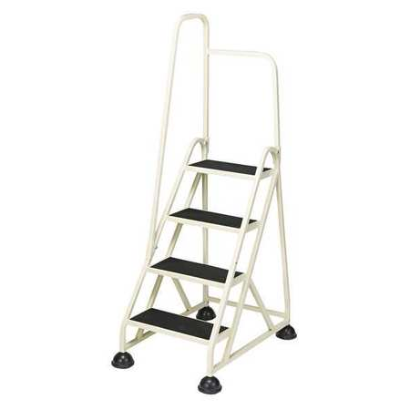 4 Step Fixed Ladder with Handrail -1041L19