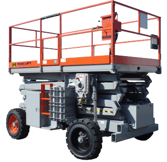 4188EX Explosion Proof Scissor Lift