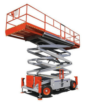 5092EX Explosion Proof Scissor Lift