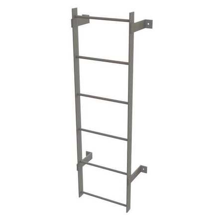 5Ft Steel Fixed Ladder – WLFS0106