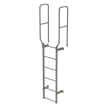 5Ft Steel Fixed Ladder – WLFS0206