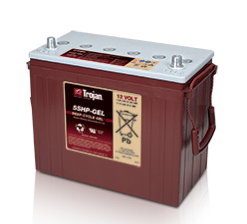 5SHP-GEL 12V Deep Cycle Gel Battery