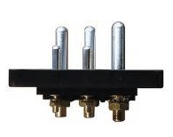 6 poles 115V receptable