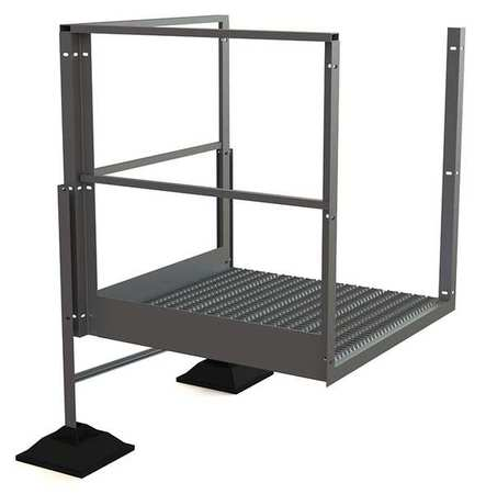 62in Crossover Turn Platform – URTTP20