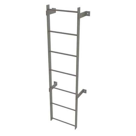 6Ft Steel Fixed Ladder – WLFS0107