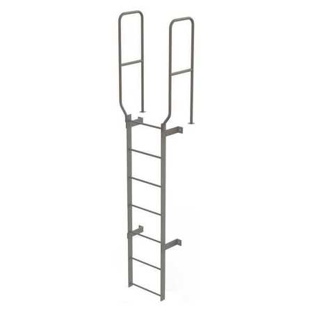 6Ft Steel Fixed Ladder – WLFS0207