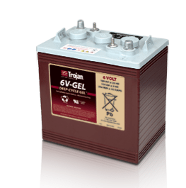6V-GEL 6V Deep Cycle Gel Battery