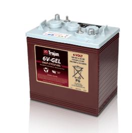 6V-GEL 6V Deep Cycle Gel Battery