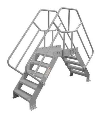 74in Steel Crossover Ladder – 4SCS36A7C1P3