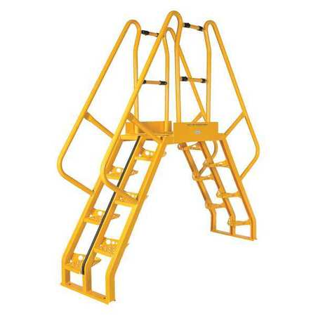 8 Step Cross-Over Ladder – COLA-2-56-20