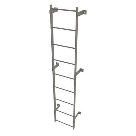 8Ft Steel Fixed Ladder – WLFS0109 Features