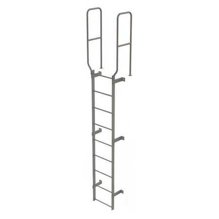 8Ft Steel Fixed Ladder – WLFS0209