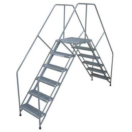 90in Steel Crossover Ladder – 6PC24A3B1C1P6