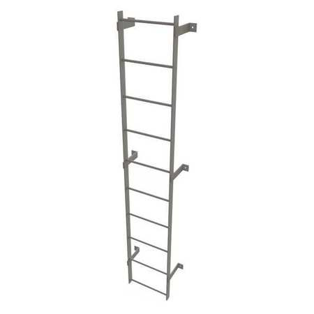 9Ft Steel Fixed Ladder – WLFS0110