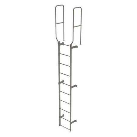 9Ft Steel Fixed Ladder – WLFS0210