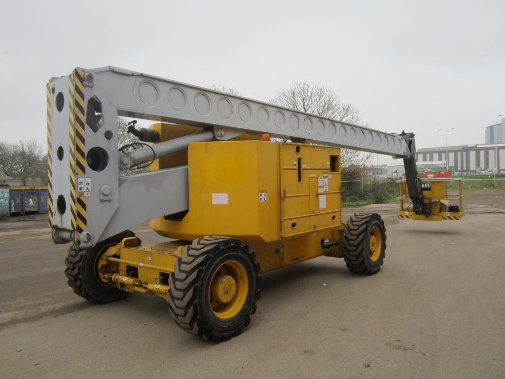 A80JEX Explosion Proof Articulating Boom Lift