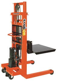 AC Electric Stacker