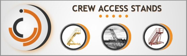 Crew Access Stands