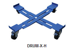 Adjustable DrumCrate Dolly
