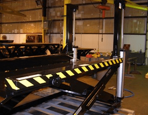 Air & Pneumatic Scissor Lift