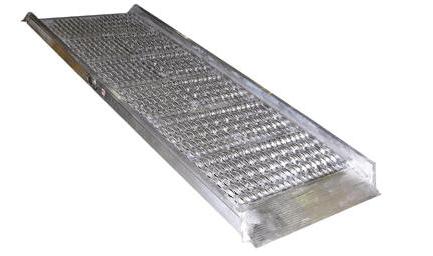 Aluminum Grip-Strut Walk Ramps