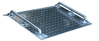 Aluminum Mini Dockplates
